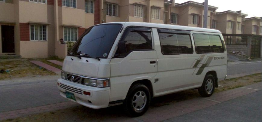 Nissan Escapade 2010 - 2