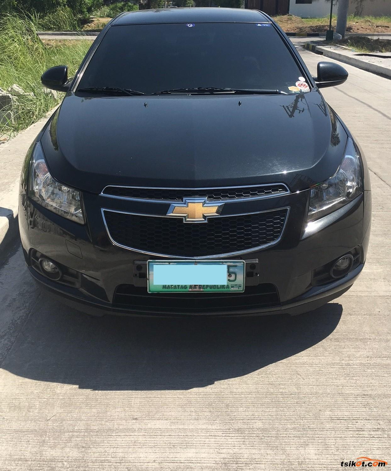 Chevrolet Cruze 2012 - 2