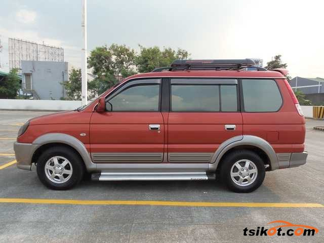 Mitsubishi Adventure 2008 Car For Sale Calabarzon