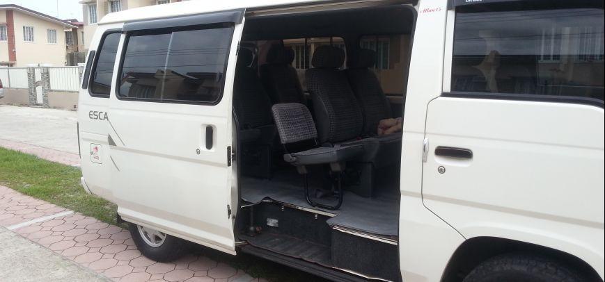 Nissan Escapade 2010 - 7