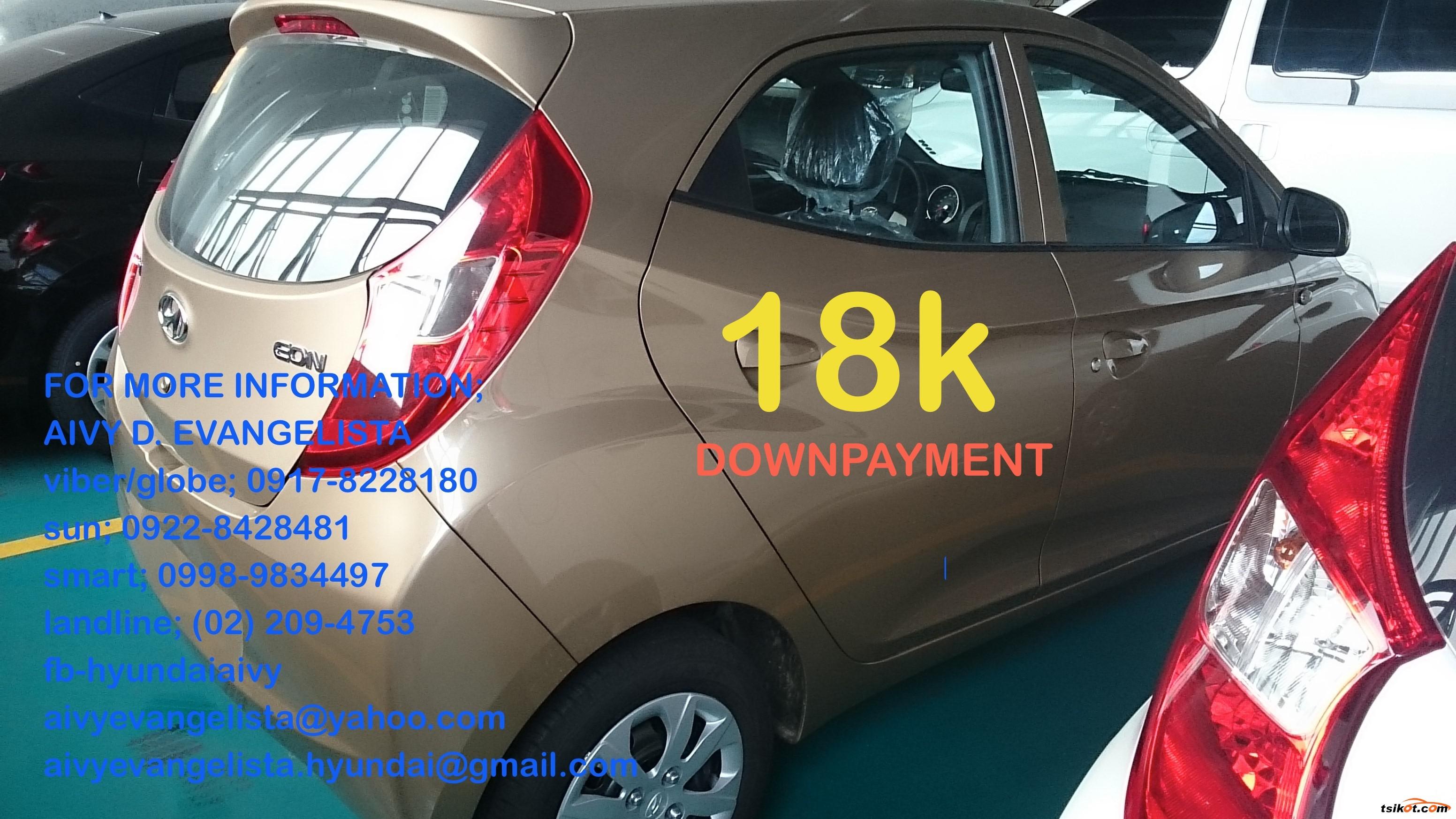 Hyundai Eon 2016 - 1