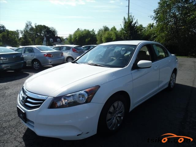 Honda Accord 2014 - 1