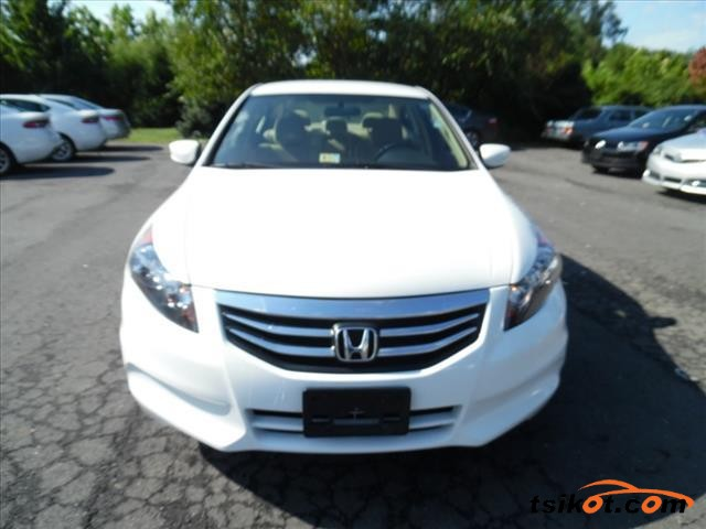 Honda Accord 2014 - 2