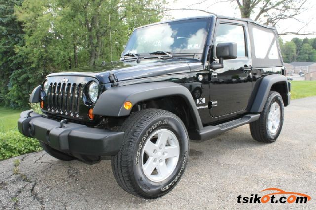 Jeep Wrangler 2014 - Car for Sale Central Visayas
