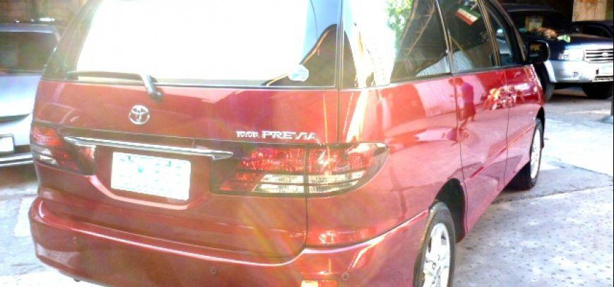 Toyota Previa 2006 - 2