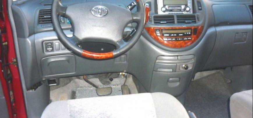 Toyota Previa 2006 - 3
