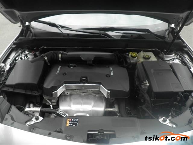 Chevrolet Malibu 2014 - 9