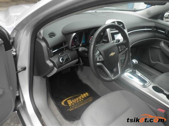 Chevrolet Malibu 2014 - 5