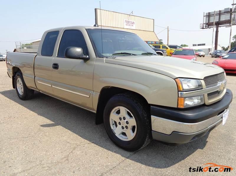 Chevrolet Silverado 1500 2014 - 1