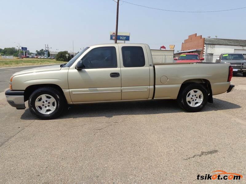 Chevrolet Silverado 1500 2014 - 3