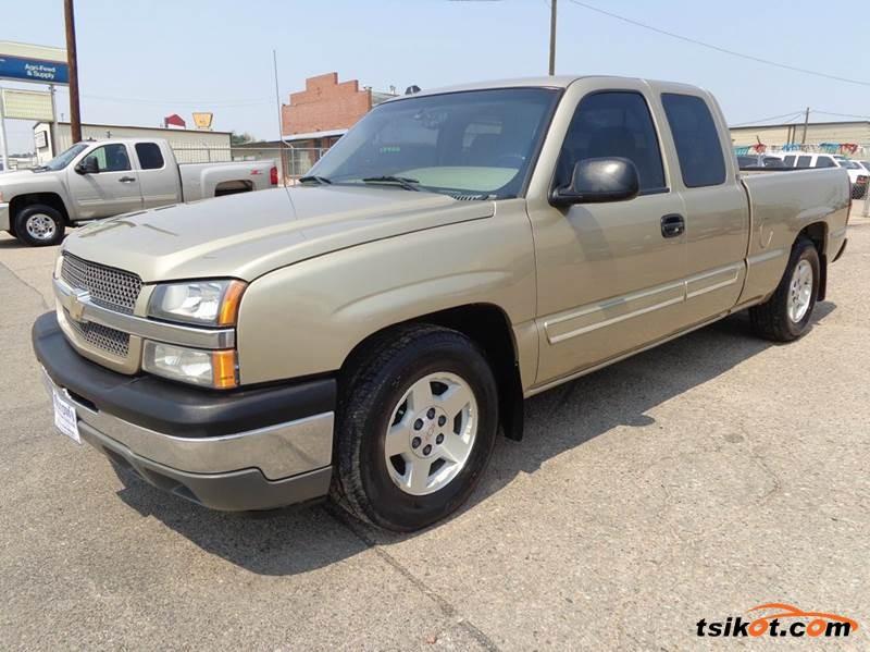Chevrolet Silverado 1500 2014 - 4