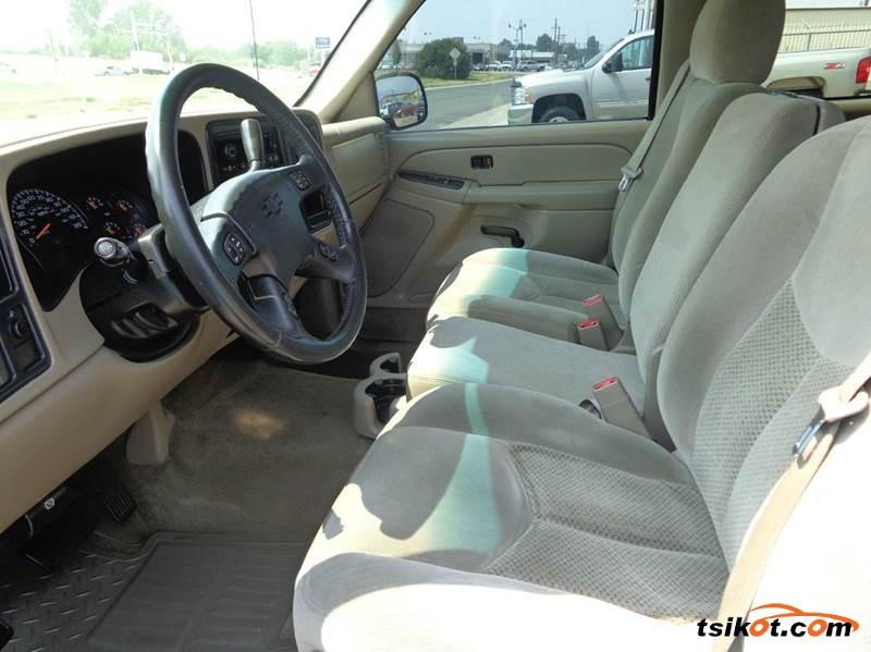Chevrolet Silverado 1500 2014 - 7