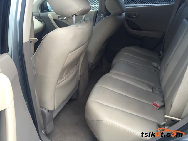 Nissan Murano 2014 - 2