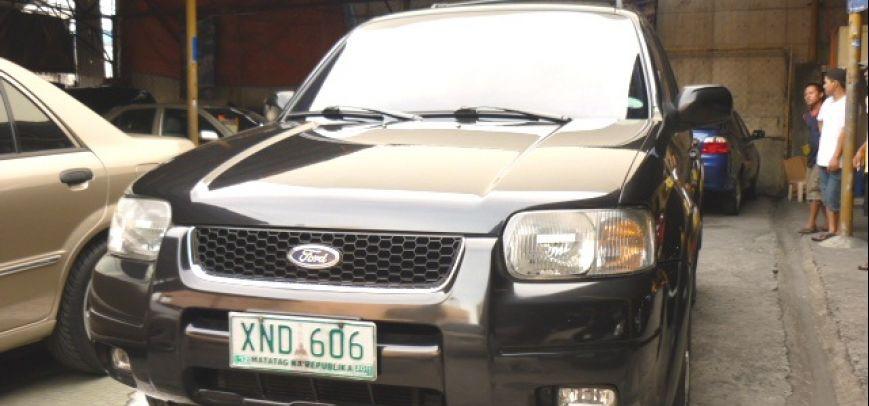 Ford Escape 2005 - 1