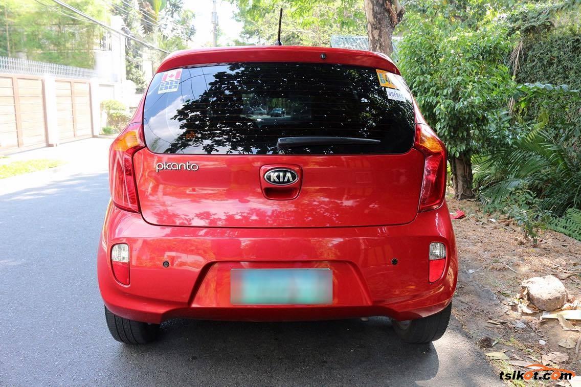 Kia Picanto 2013 - 2