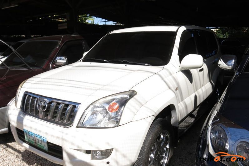 Toyota Land Cruiser 2006 - 1