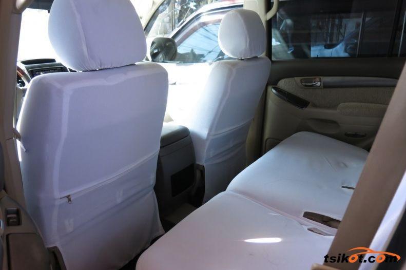 Toyota Land Cruiser 2006 - 3