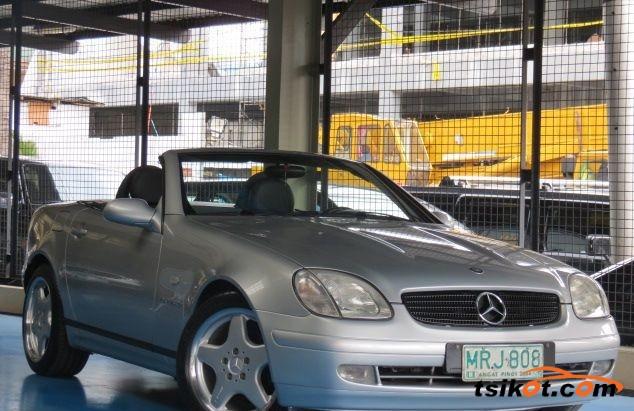 Mercedes-Benz Slk 1998 - 1