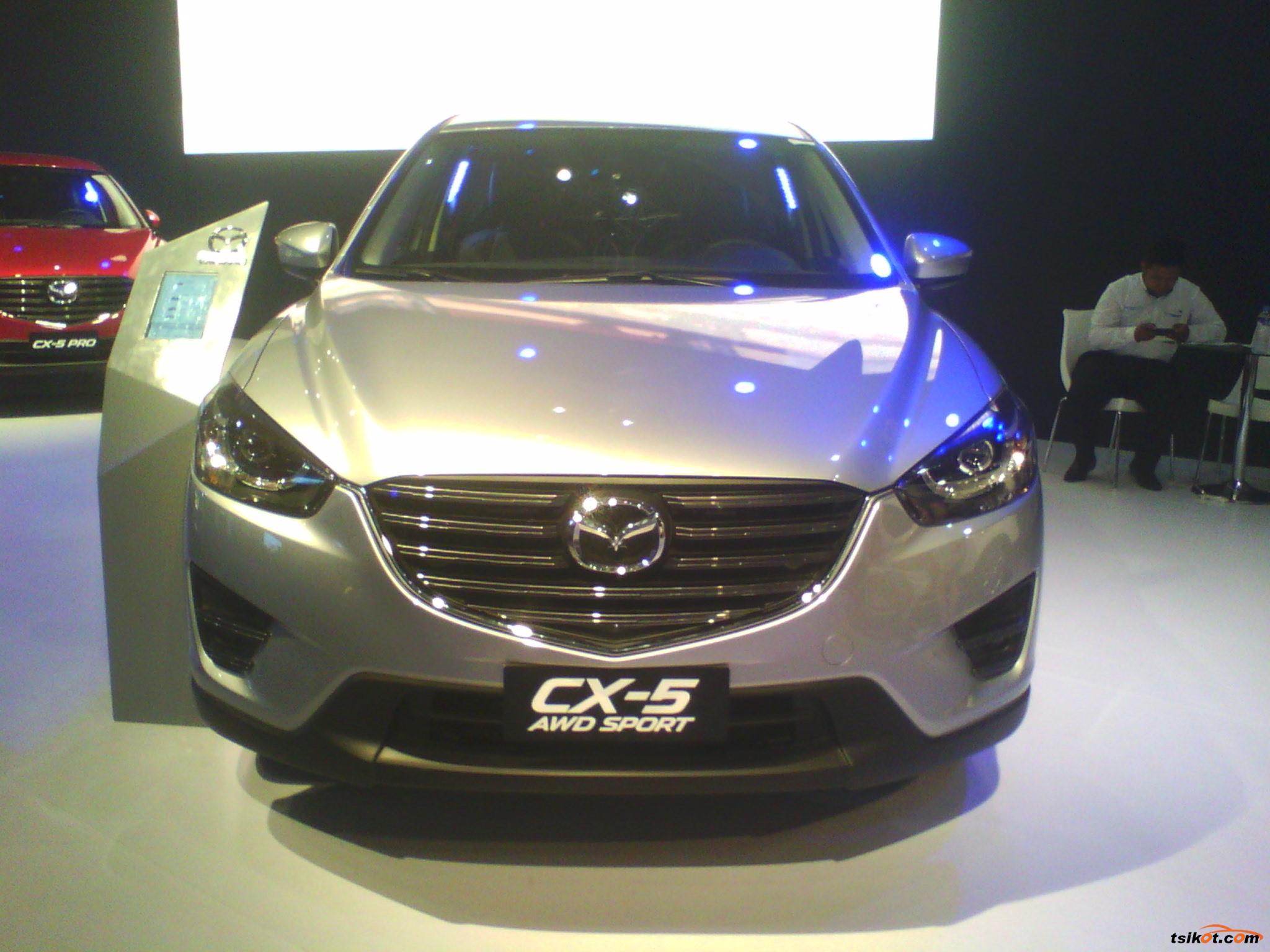 Mazda Cx-5 2016 - 6