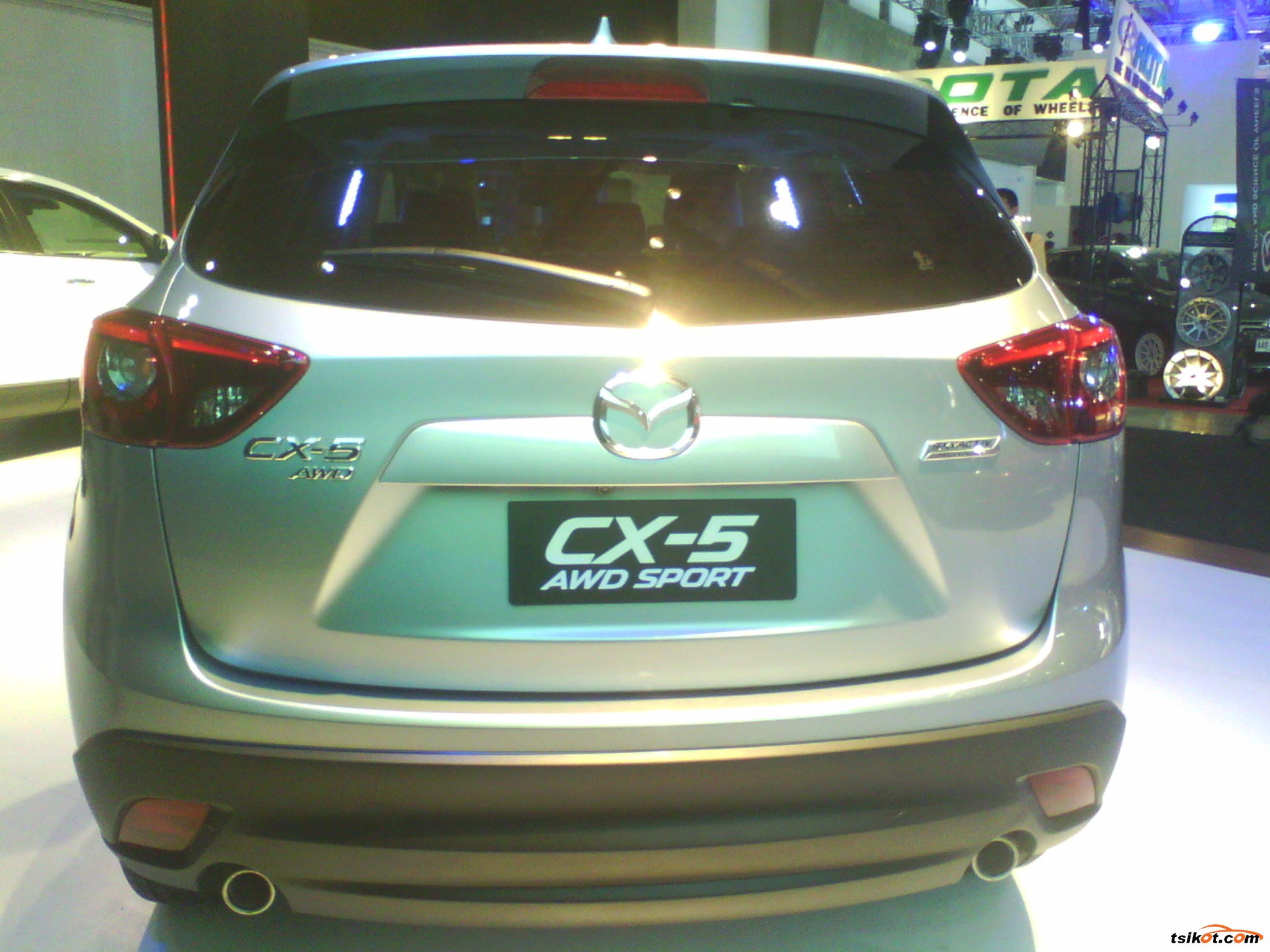 Mazda Cx-5 2016 - 7