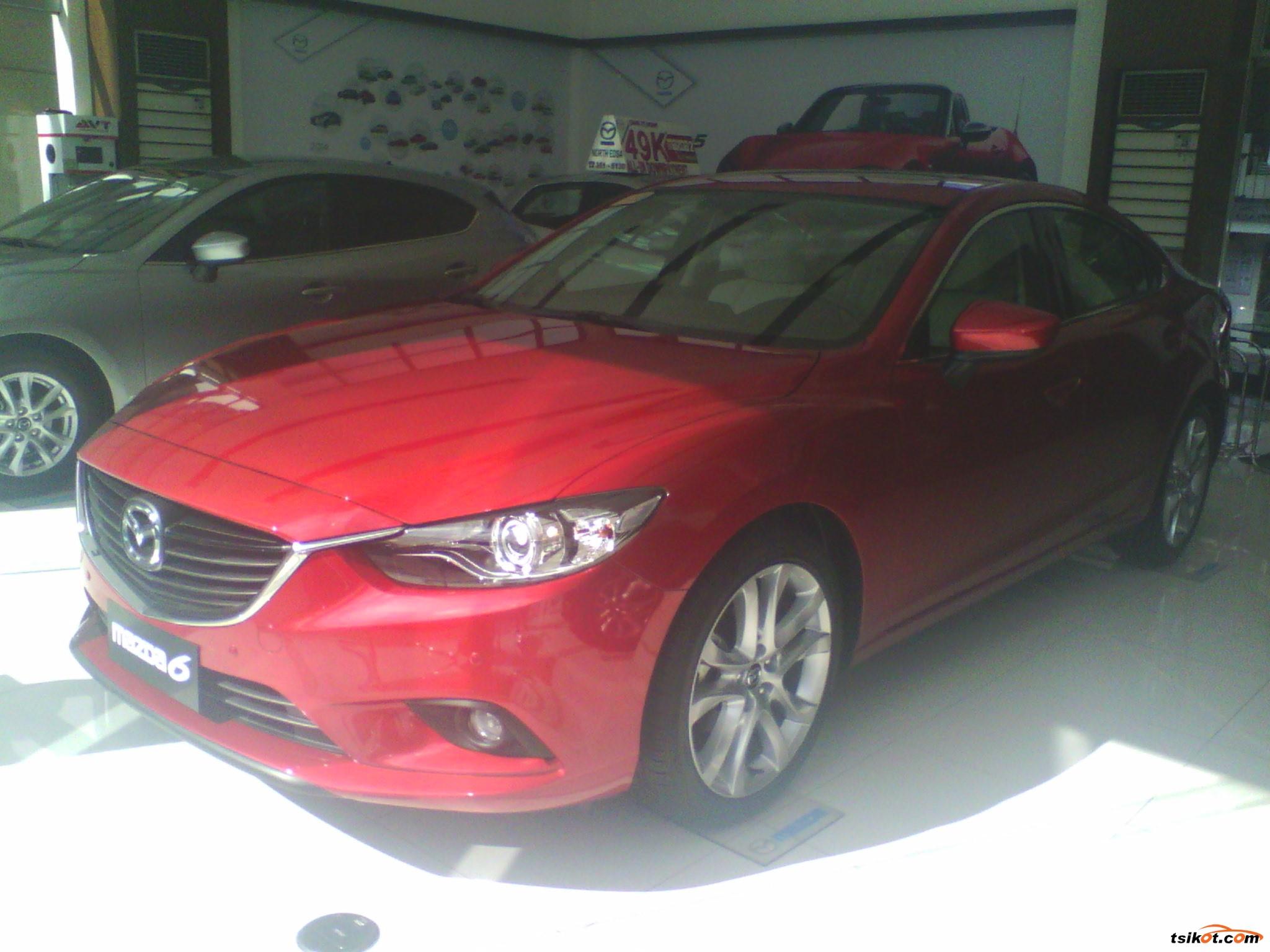 Mazda Mazda6 2016 - 1