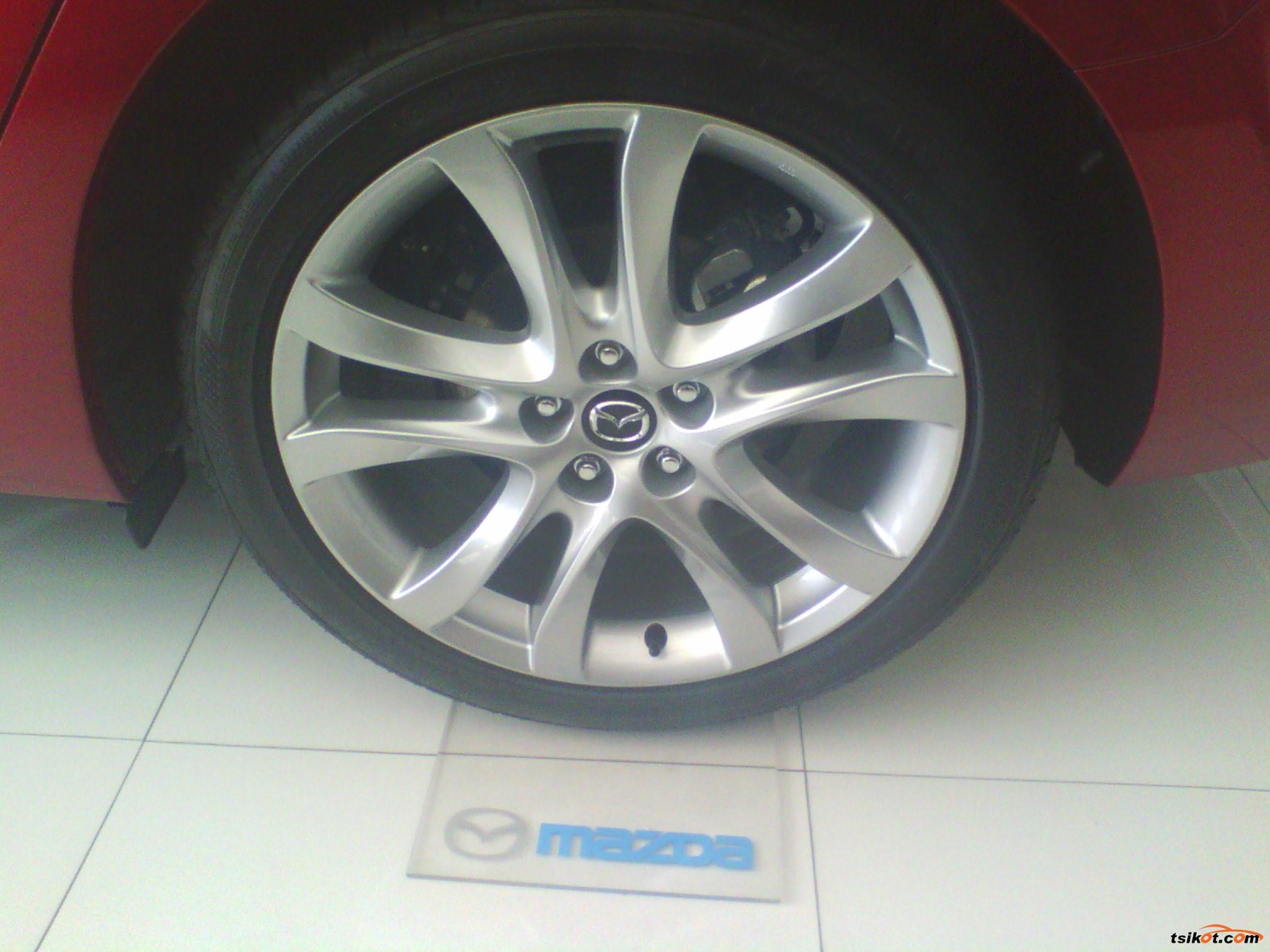 Mazda Mazda6 2016 - 2