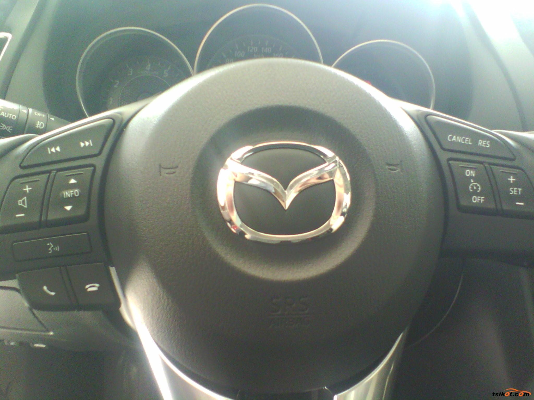 Mazda Mazda6 2016 - 8