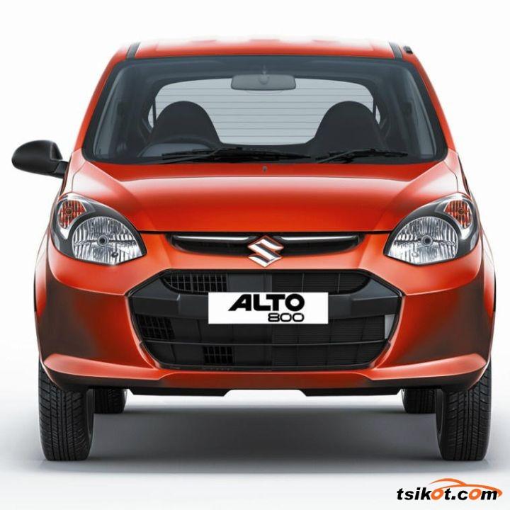 Suzuki Alto 2016 - 1