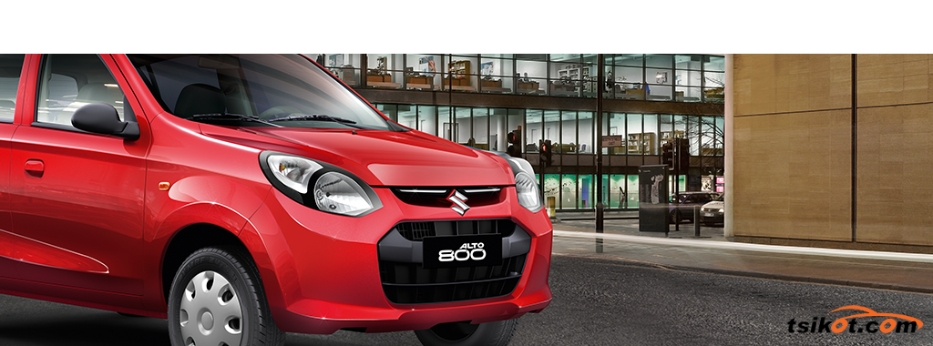 Suzuki Alto 2016 - 2