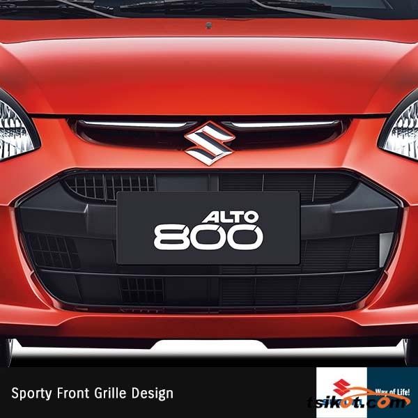 Suzuki Alto 2016 - 4