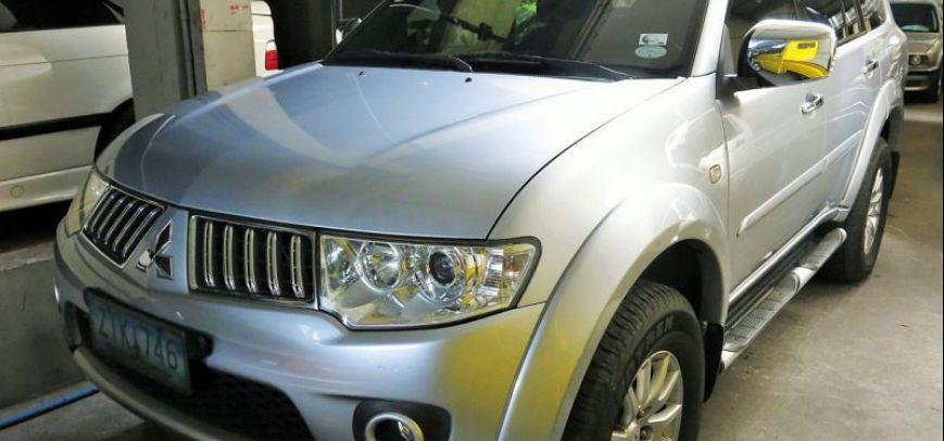 Mitsubishi Montero 2009 - 7