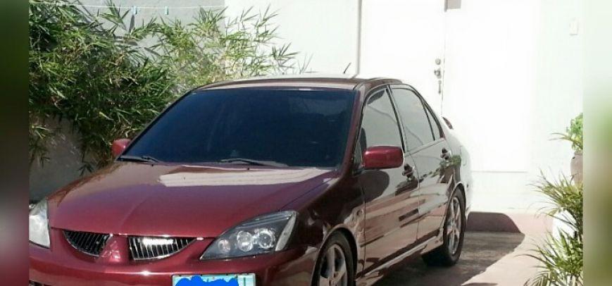 Mitsubishi Lancer 2007 - 2