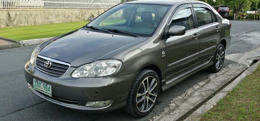 Toyota Aa 2004 - 1