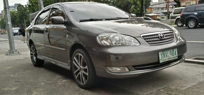 Toyota Aa 2004 - 7
