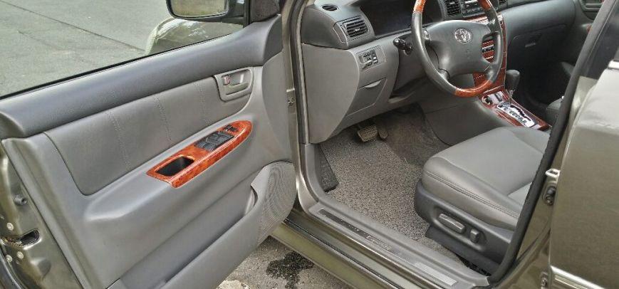 Toyota Aa 2004 - 9