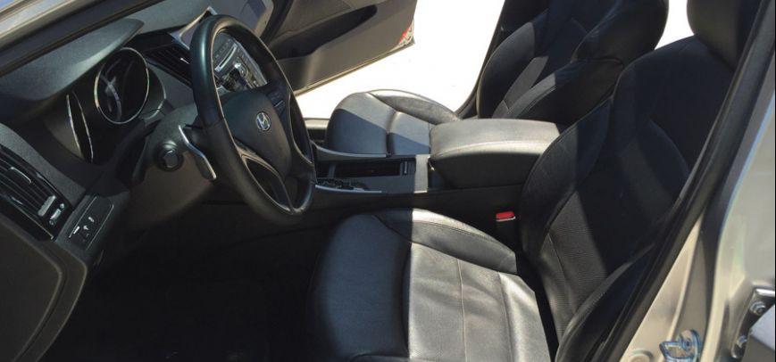 Hyundai Sonata 2010 - 7