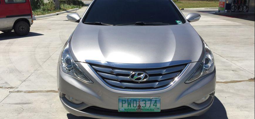 Hyundai Sonata 2010 - 13