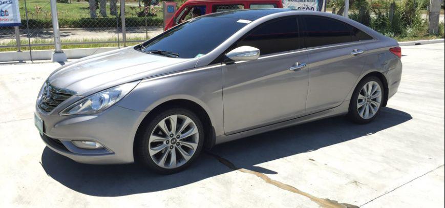 Hyundai Sonata 2010 - 9