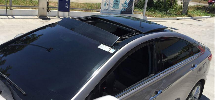 Hyundai Sonata 2010 - 11