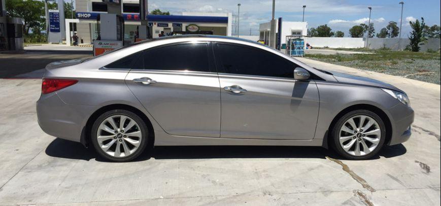 Hyundai Sonata 2010 - 15