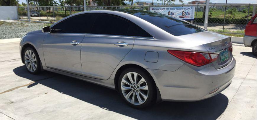 Hyundai Sonata 2010 - 17