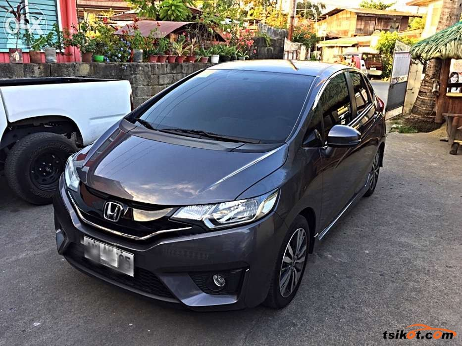 Honda Jazz 2016 Car For Sale Metro Manila