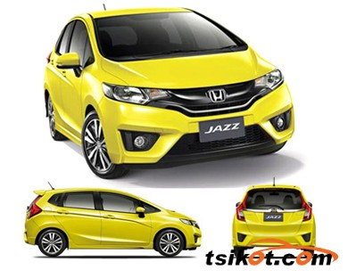 Honda Jazz 2016 - 4