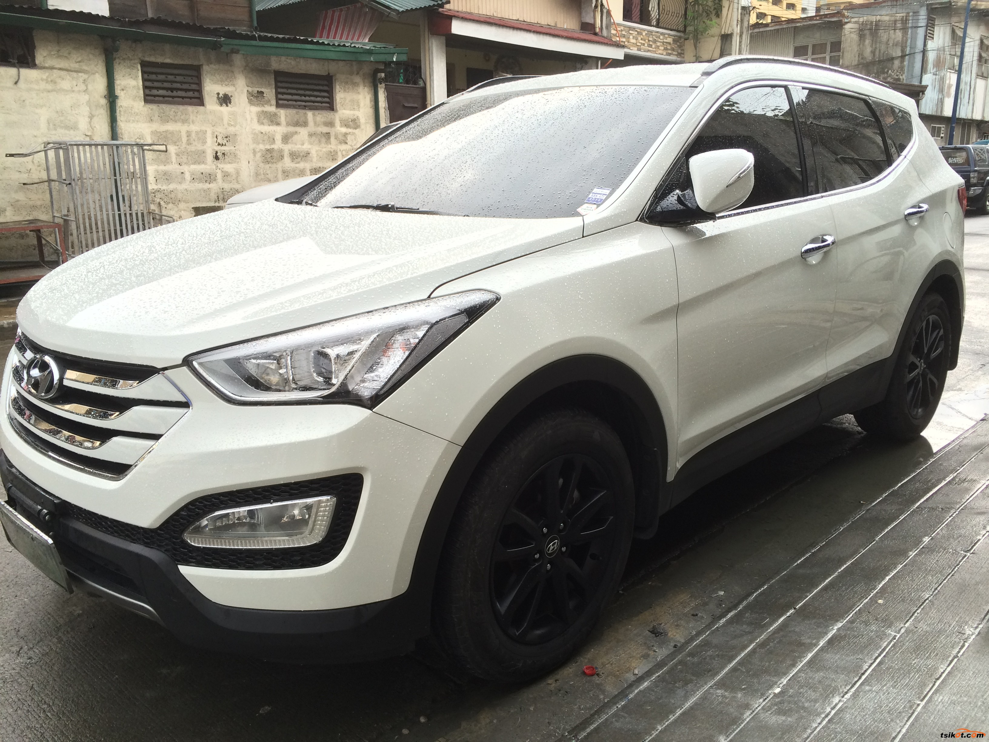 hyundai santa fe 2013 car for sale metro manila. Black Bedroom Furniture Sets. Home Design Ideas