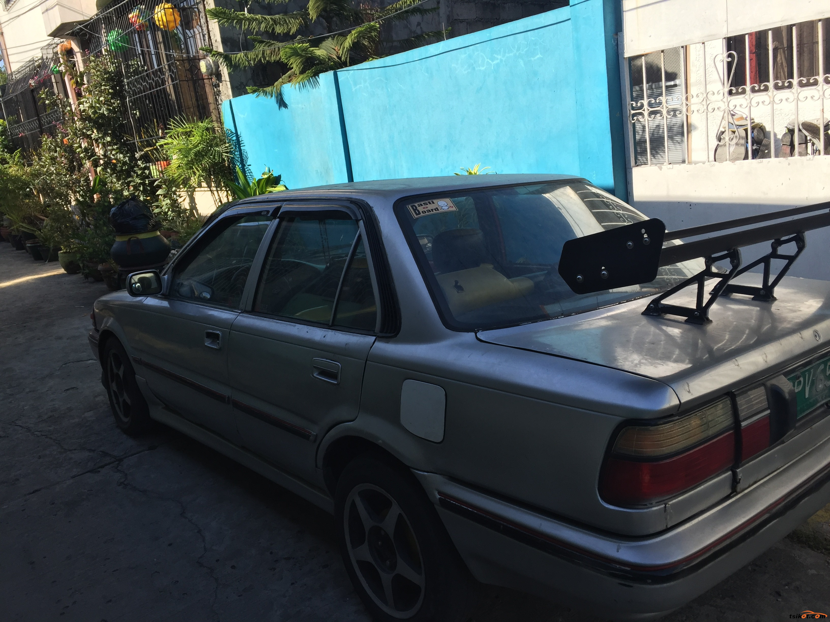 Toyota Corolla 1991 - 1