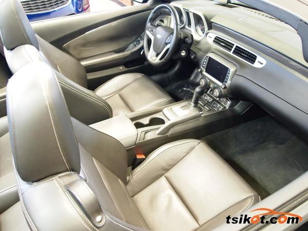 Chevrolet Camaro 2013 - 7