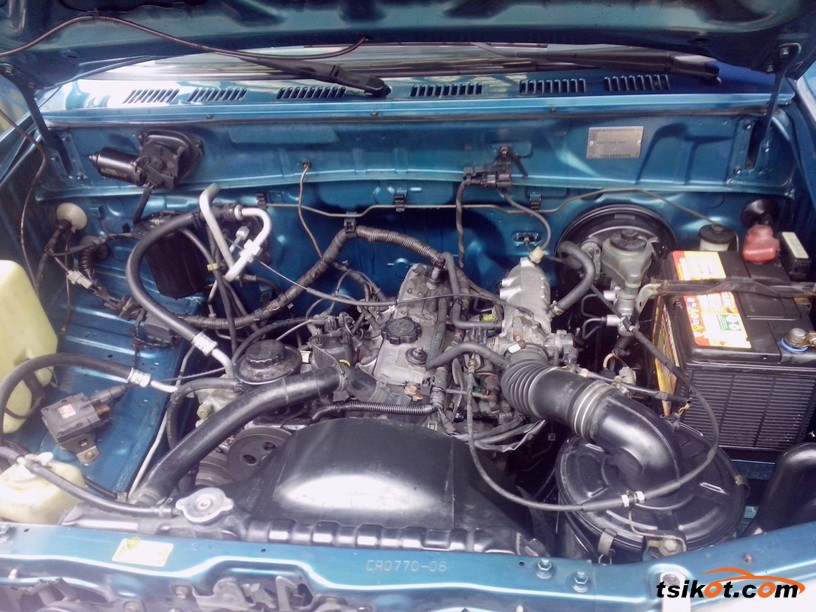 Toyota Rav 2000 - 5
