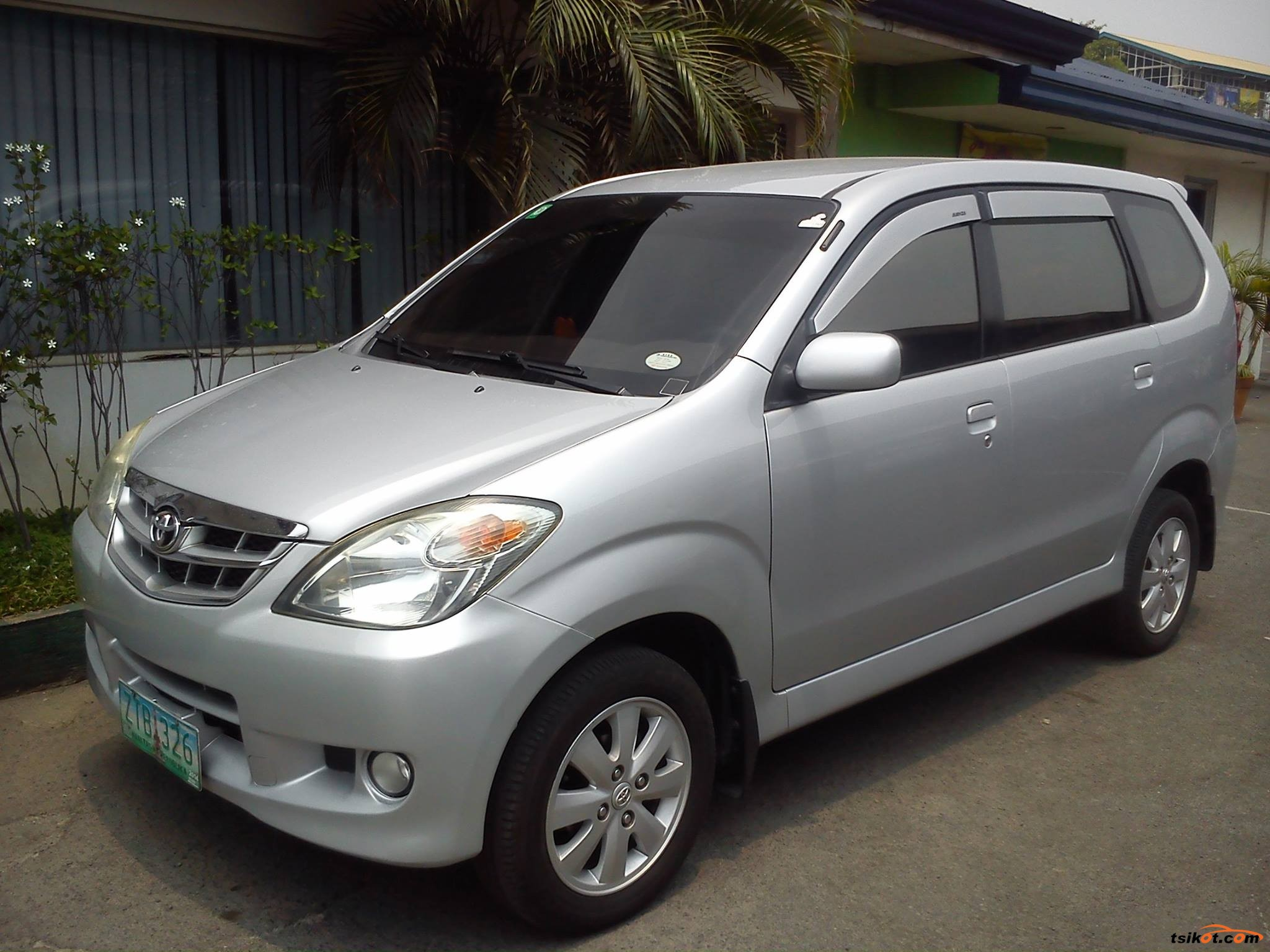Toyota Avanza 2009 Car For Sale Metro Manila
