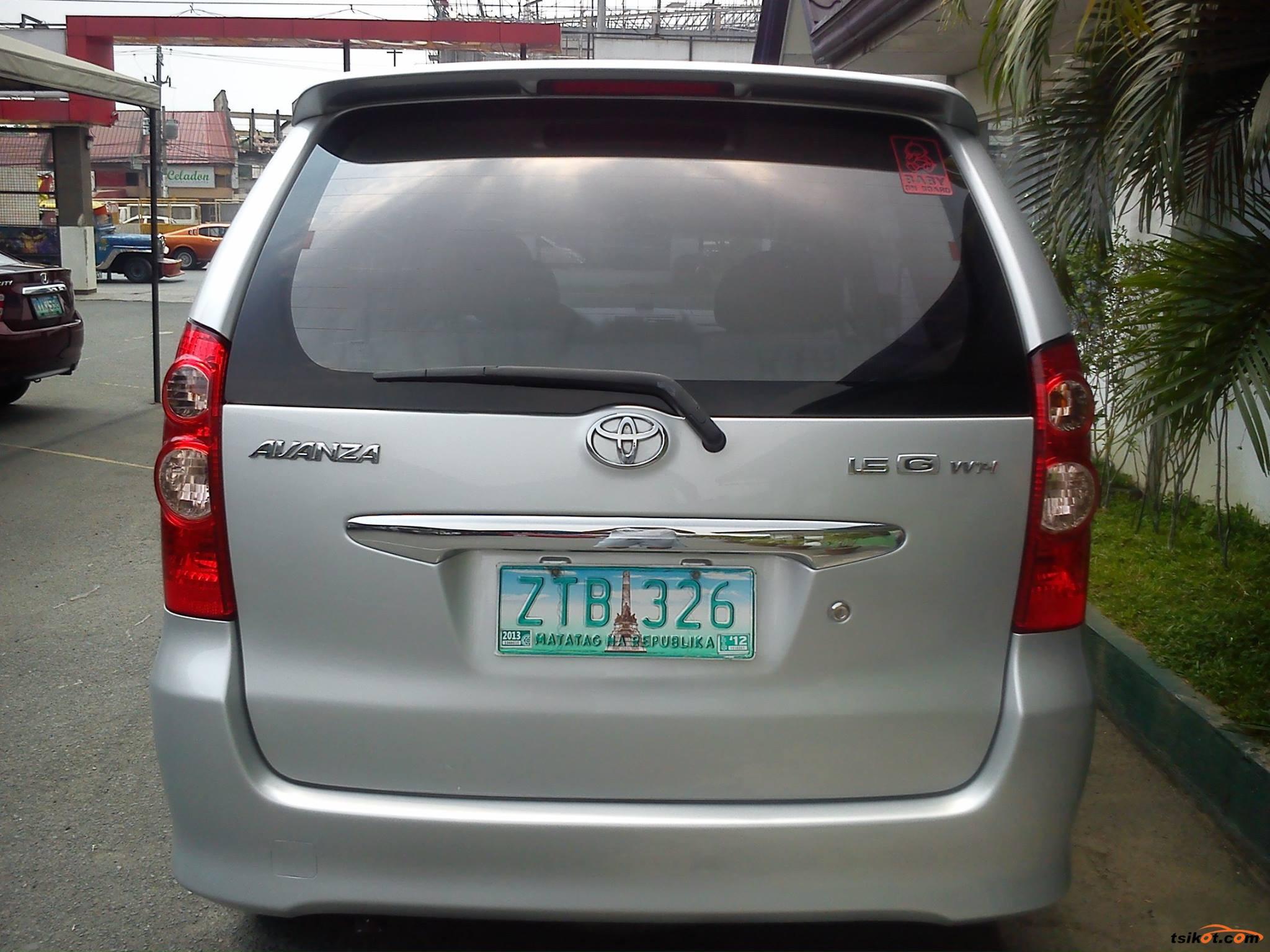 Toyota Avanza 2009 - 4