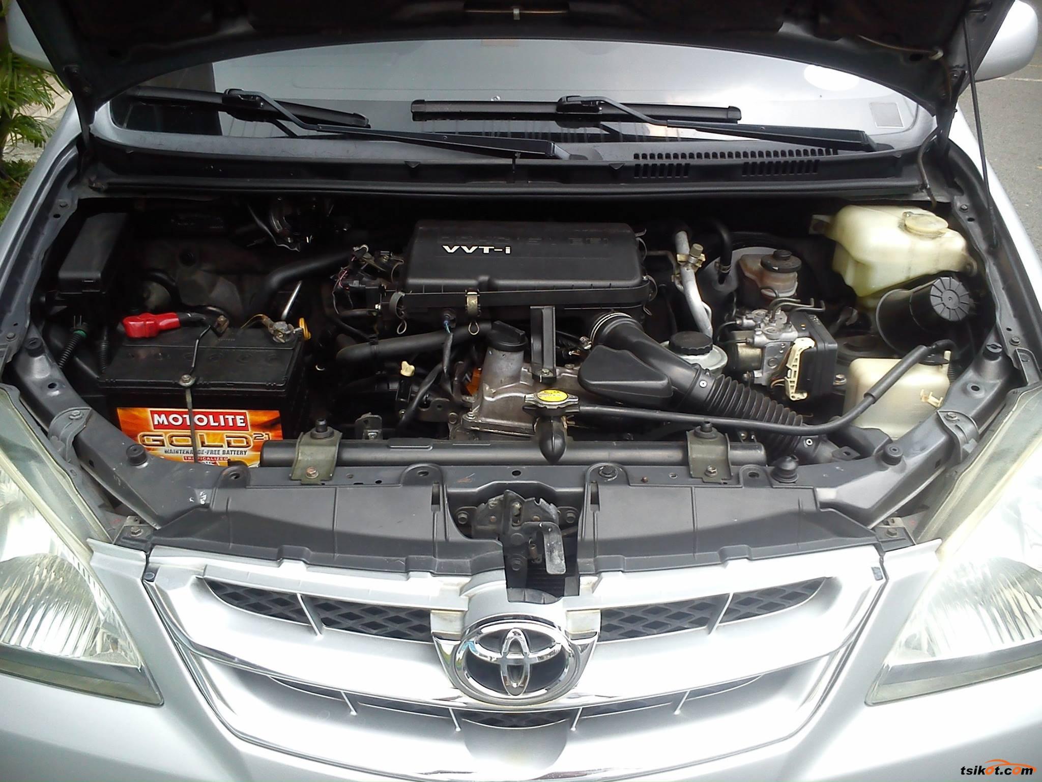Toyota Avanza 2009 - 5